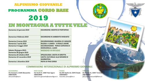 Programma 2019 - Corso Base
