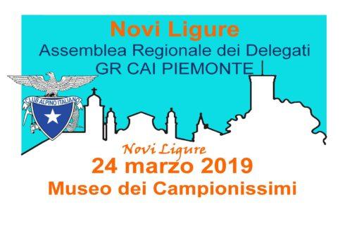 Assemble Regionale dei Delegati - Novi Ligure - 24 marzo 2019